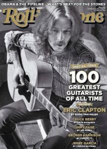 ローリング・ストーン誌が選ぶ最も偉大な100人のギタリストランキング