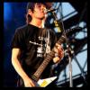 TAKUMA(10FEET)のギターステッカー(メーカー・機種名)。イジメの過去?(ブログ)。出身中学と高校大学