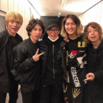 森進一がONE OK ROCKライブの為に台湾へ。息子のTAKA(集合写真)。関ジャニ∞のギタリスト