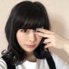 きゃりーぱみゅぱみゅの黒髪巻き髪( Twitter).JOYの10代の若かった頃( men's eggモデル)の写真