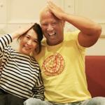 本間朋晃が結婚。相手(嫁)の名前は千恵。仕事は一般職で顔は美人!(画像)