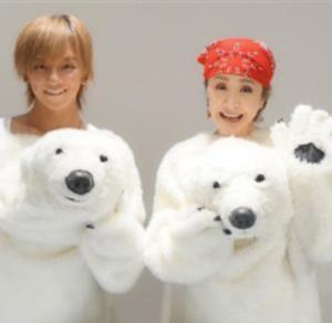 小林幸子 松岡充のユニット[シロクマ]結成秘話!現在もヤバ過ぎる人気