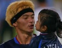 松田直樹が倒れる瞬間。嫁・加藤美由紀と子供[画像]離婚理由