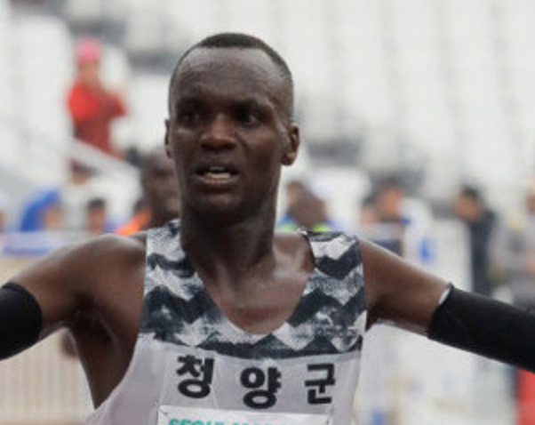 ケニア出身の韓国帰化ランナー/オ・ジュハンの名前の意味が酷い?五輪結果と評判