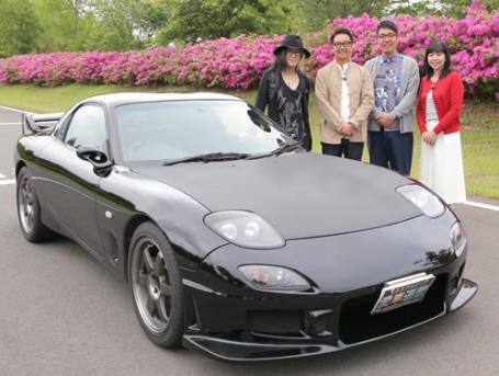 HISASHIの愛車遍歴と年収。豪華な自宅と家スタジオ。Rolexの腕時計[画像]