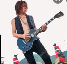 TAKUROのギターと使用機材。松本孝弘とレスポール。下手説とソロの巧さ